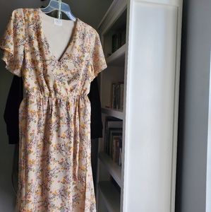 Sienna Sky Dress, Size S